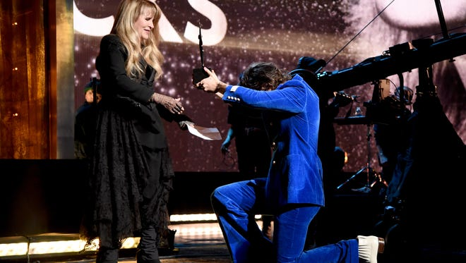 Rock & Roll Hall of Fame visitors can channel their inner Stevie Nicks (or Harry Styles) in a new interactive exhibit coming to the museum this summer.