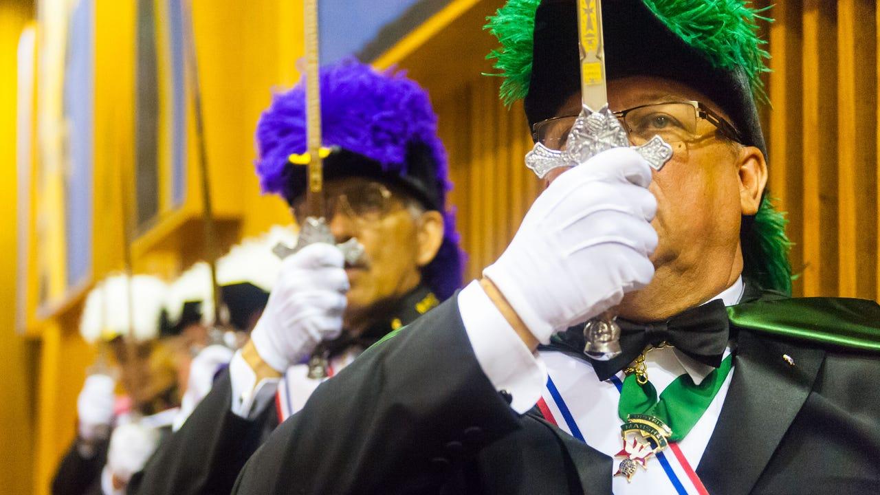 Vineland held its annual Columbus Day celebration at Vineland City Hall on Monday, October 9.
