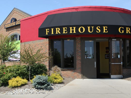 Firehouse Grill.