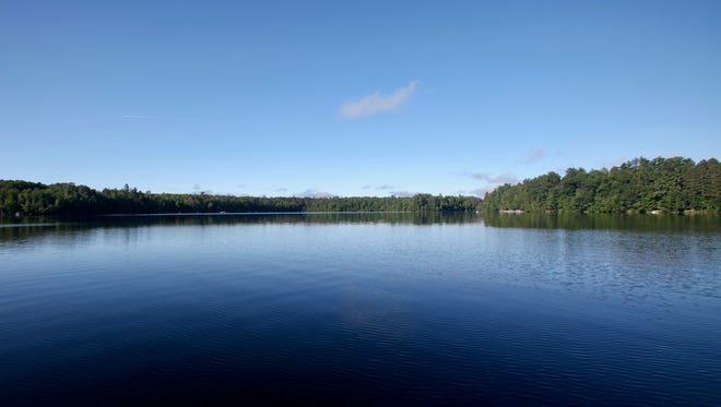 Lakes abound in the Northwoods. Vilas and Oneida counties are home to one of the highest concentrations of freshwater lakes in the world.