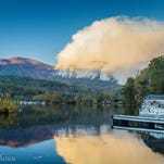 Lake Lure, Chimney Rock take stock after historic fire