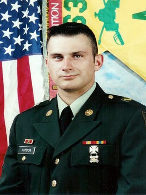 Army Spc. Martin Kondor, 20, of Lower Windsor Township died April 29, 2004, when a makeshift bomb exploded near the Humvee he was riding on near Baqubah, a town about 40 miles northeast of Baghdad.