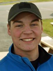 Ryan Kemerer, Chambersburg tennis