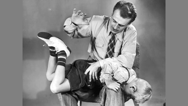 Spanking continues to be used by parents, but studies continually point to it adding to children's antisocial behavior.