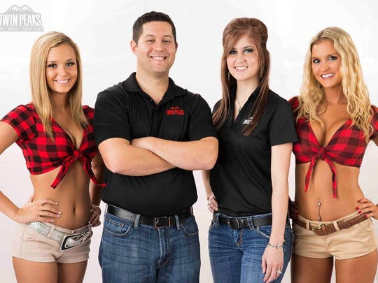 """The chain is one of the nation's most popular """"breastaurants,"""" known formade-from-scratch kitchen concept, mountain lodge-themed atmosphere and trademark """"Lumber-Jill"""" uniform-wearing female waitresses."""