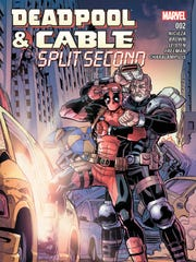 Fabian Nicieza co-created the characters Deadpool and