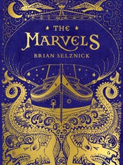The Marvels, a book by Brian Selznick.