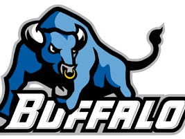 University at Buffalo logo.