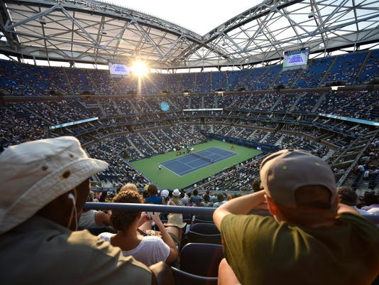 EPA USA TENNIS US OPEN GRAND SLAM 2015 SPO TENNIS USA NY