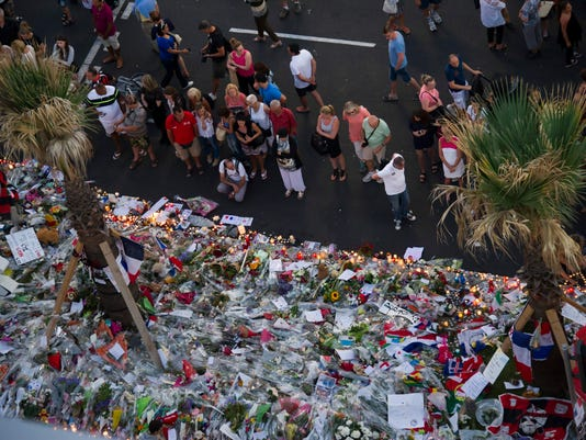 EPA FRANCE NICE TRUCK ATTACK WAR ACTS OF TERROR FRA
