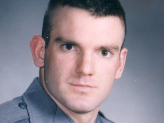 Trooper Andrew Sperr