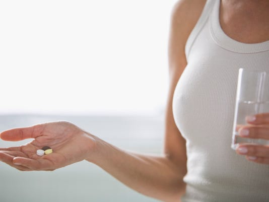 Cancer and vitamin supplements