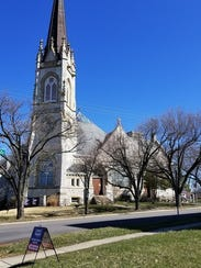 Westwood United Methodist Church will be featured along