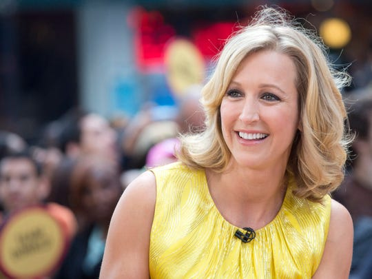 """'GMA' host Lara Spencer sat down with three prominent male dancers following an apology she made for """"insensitive"""" comments about boys taking dance classes."""