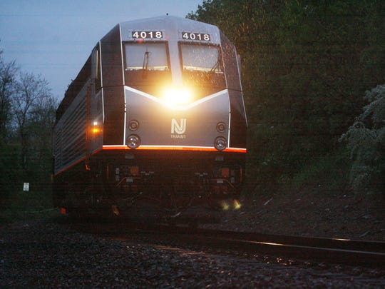 NJ Transit will substitute buses for trains on its