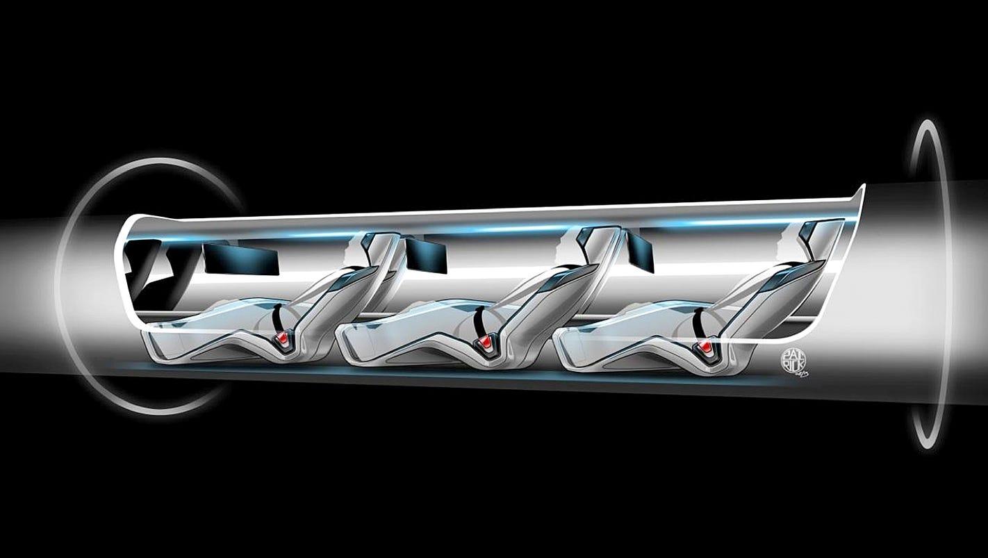 Image result for elon musk hyperloop la