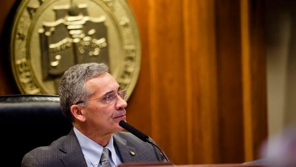 Senator Del Marsh, R- Calhoun, Alabama Senate President
