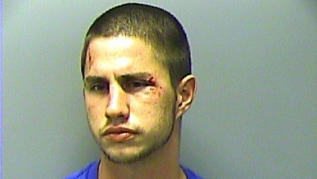 Jared Michael Major, 27, of Gassville.