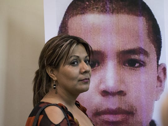 Almost three years since Araceli Rodriguez's son was