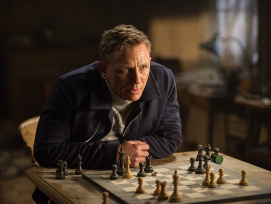 AP FILM REVIEW SPECTRE A ENT