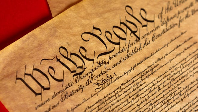 Constitution of the United States of America.