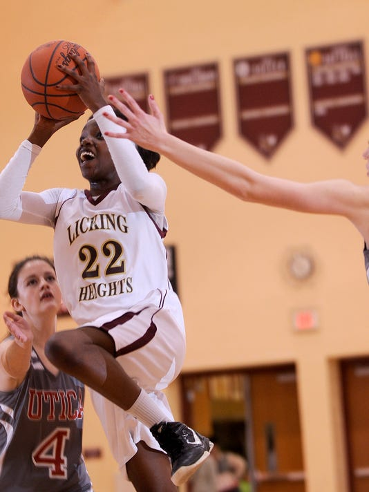 Utica 62, Licking Heights 48