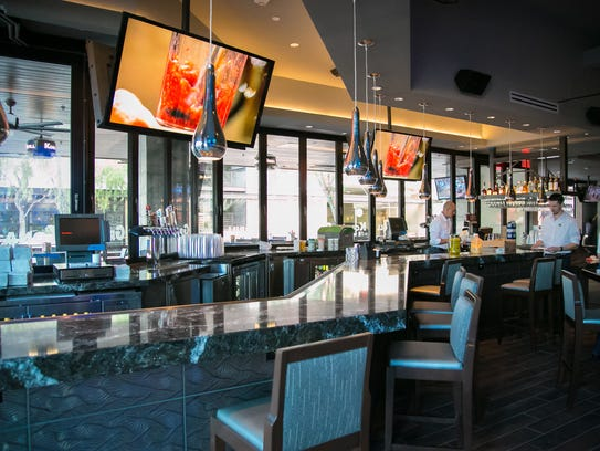 Kona Grill Opens Restaurant And Test Kitchen At Scottsdale