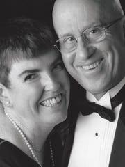 Mary and Robert Moss.