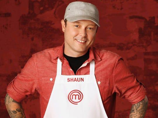 """Shaun O'Neale is a winner of """"MasterChef"""" on Fox. In"""