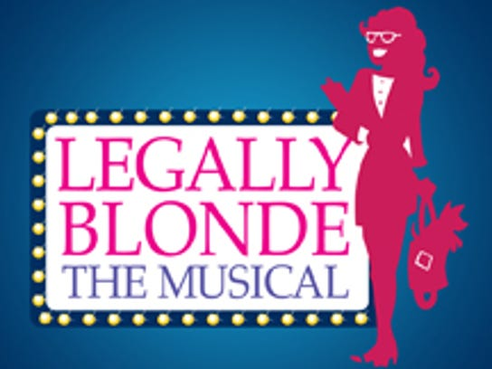 """DreamWrights presents """"Legally Blonde."""""""