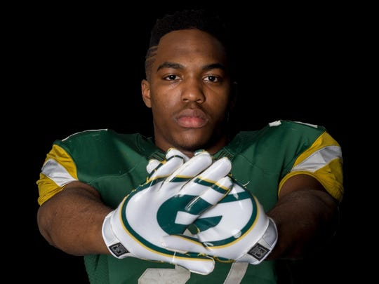 Gallatin High senior Jordan Mason committed to Georgia