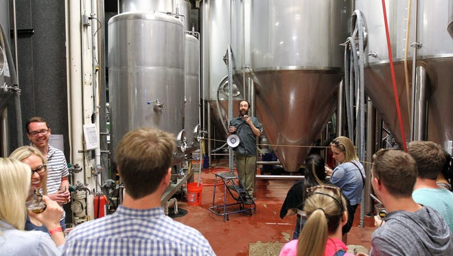 Milwaukee Brewing Co., is teaming with Lyft ride services to offer discounted rides after brewery tours.