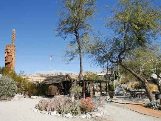 County supervisors on Tuesday endorsed a $500 grant for Cabot's Pueblo Museum in Desert Hot Springs as part of a larger effort to distribute Community Improvement Designation funding.