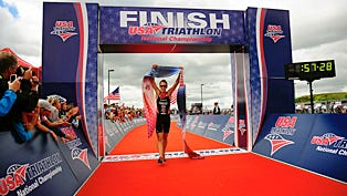 For the fifth consecutive year, the USA Triathlon Junior and Youth National Championship will be held at VOA Park in West Chester Township Saturday and Sunday.