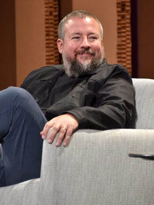 Vice Founder and CEO Shane Smith speaks onstage at the Vanity Fair New Establishment Summit at Yerba Buena Center for the Arts on Oct. 7, 2015, in San Francisco.
