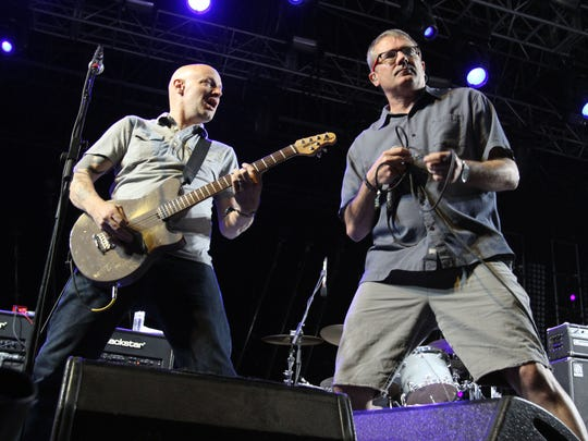The Descendents, pictured at Coachella Music and Arts
