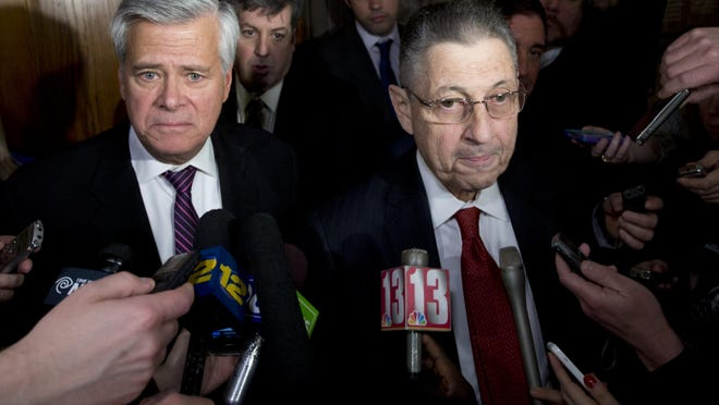 The back-to-back convictions of former Senate Republican leader Dean Skelosand former Assembly Speaker Sheldon Silver might finally influence Albany to act on the lax limitations regarding political fundraising.