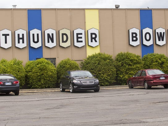Thunderbowl Lanes in Allen Park.