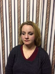 Amethyst Baird of Monroe has been arrested and charged