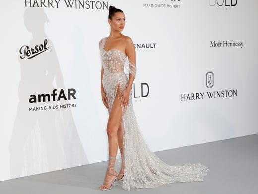 8ed663940e0 Stars turned out for the Cinema Against AIDS amfAR. Stars turned out for  the Cinema Against AIDS amfAR Gala 2017 held near Cannes in Cap d Antibes
