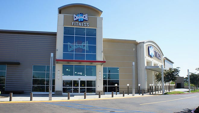 Crunch Fitness has locations coast to coast and has plans to open in Las Cruces