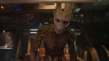 """Guardians of the Galaxy"" was No. 1 at the box office over the Labor Day holiday weekend."