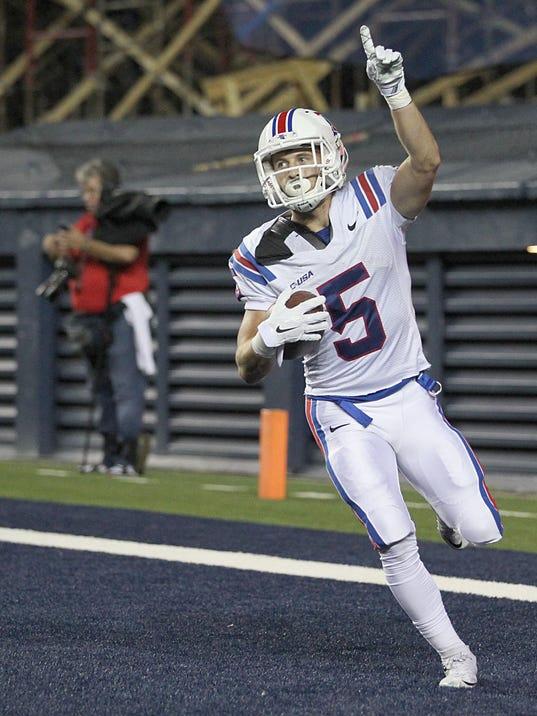 NCAA Football: Louisiana Tech at Rice