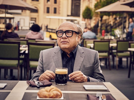 Clooney gives Danny DeVito a taste of the good life