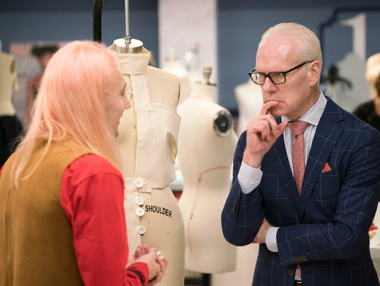 """Tim Gunn became an iconic mentor on """"Project Runway."""""""
