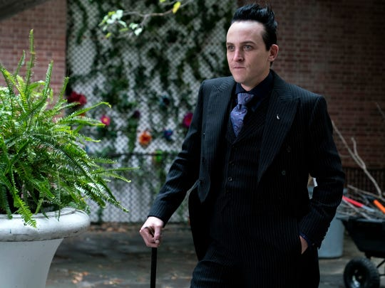 435ef42cef51e Robin Lord Taylor as the Penguin in 'Gotham.'