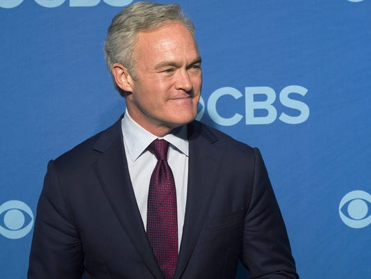 Scott Pelley is reportedly out as the anchor of 'CBS Evening