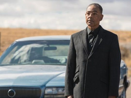 """Actor Giancarlo Esposito, who co-starred in the acclaimed TV series """"Breaking Bad."""""""