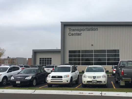 NWTC opened its new Transportation Center, located