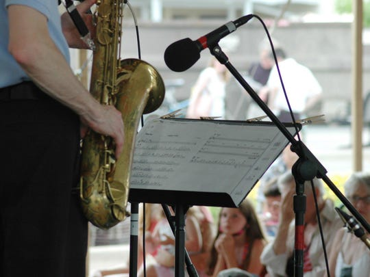 The Summer Solstice Jazz Festival will be Friday and